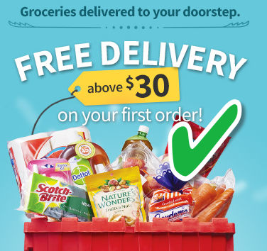 redmart free delivery coupon